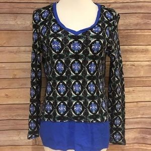 NWOT Anthropologie Chip & Pepper Blouse Sz XS
